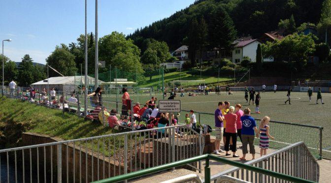 Fußball Jedermannturnier 2017