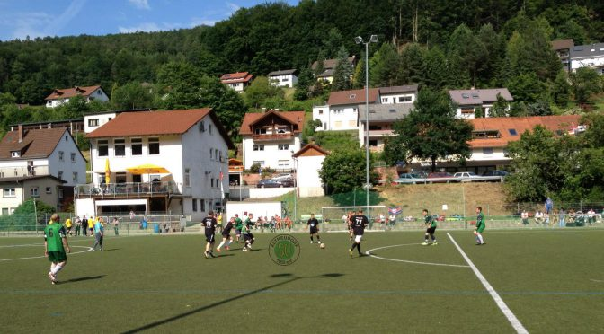 Ergebnis Kreisklasse B 2016/2017 – 5. Spieltag SV02 Altneudorf vs. SpVgg Neckarsteinach 0:6