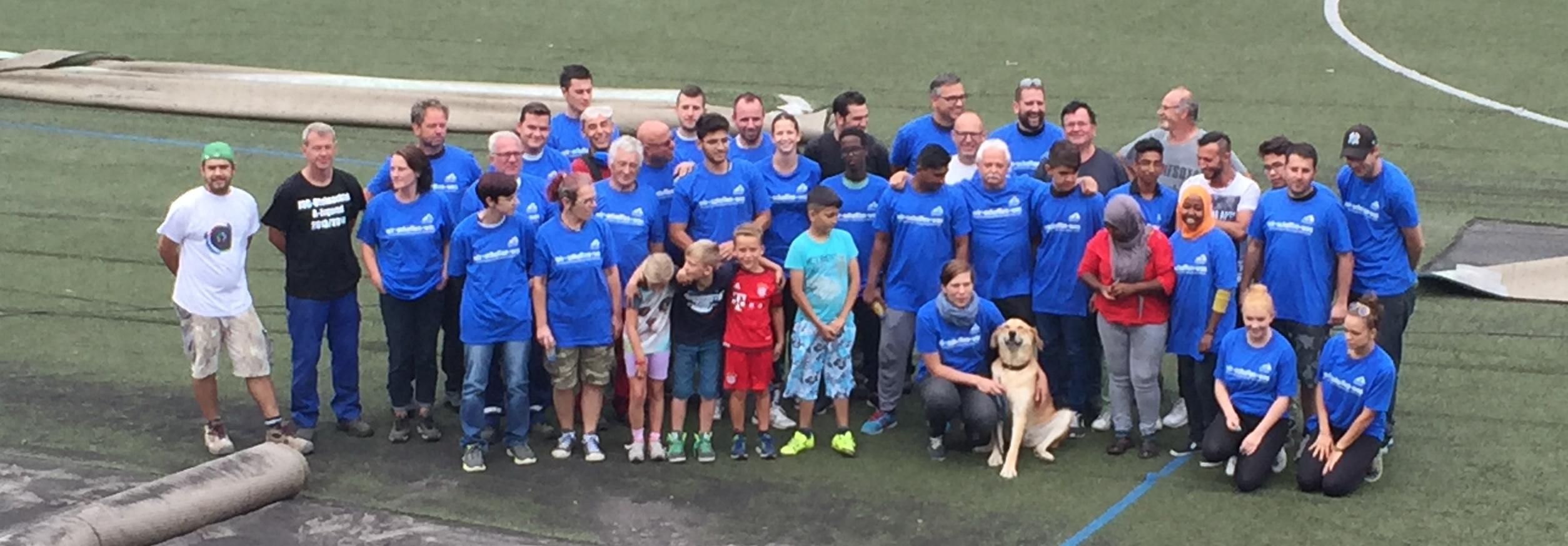Freiwilligentag 2016