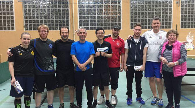 Tischtennis-Day 2017