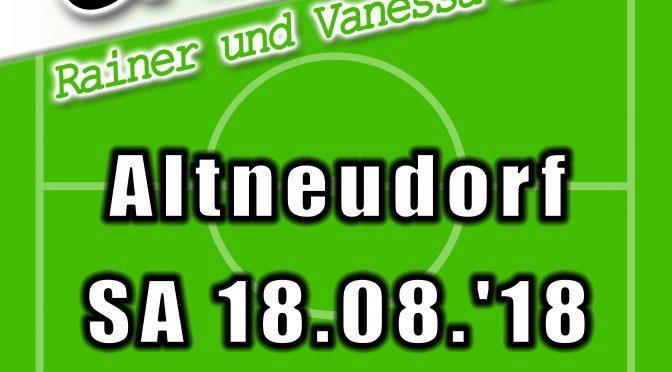 Das Fun-Ball Spiel am Kerwe Sonntag, den 19.08.2018